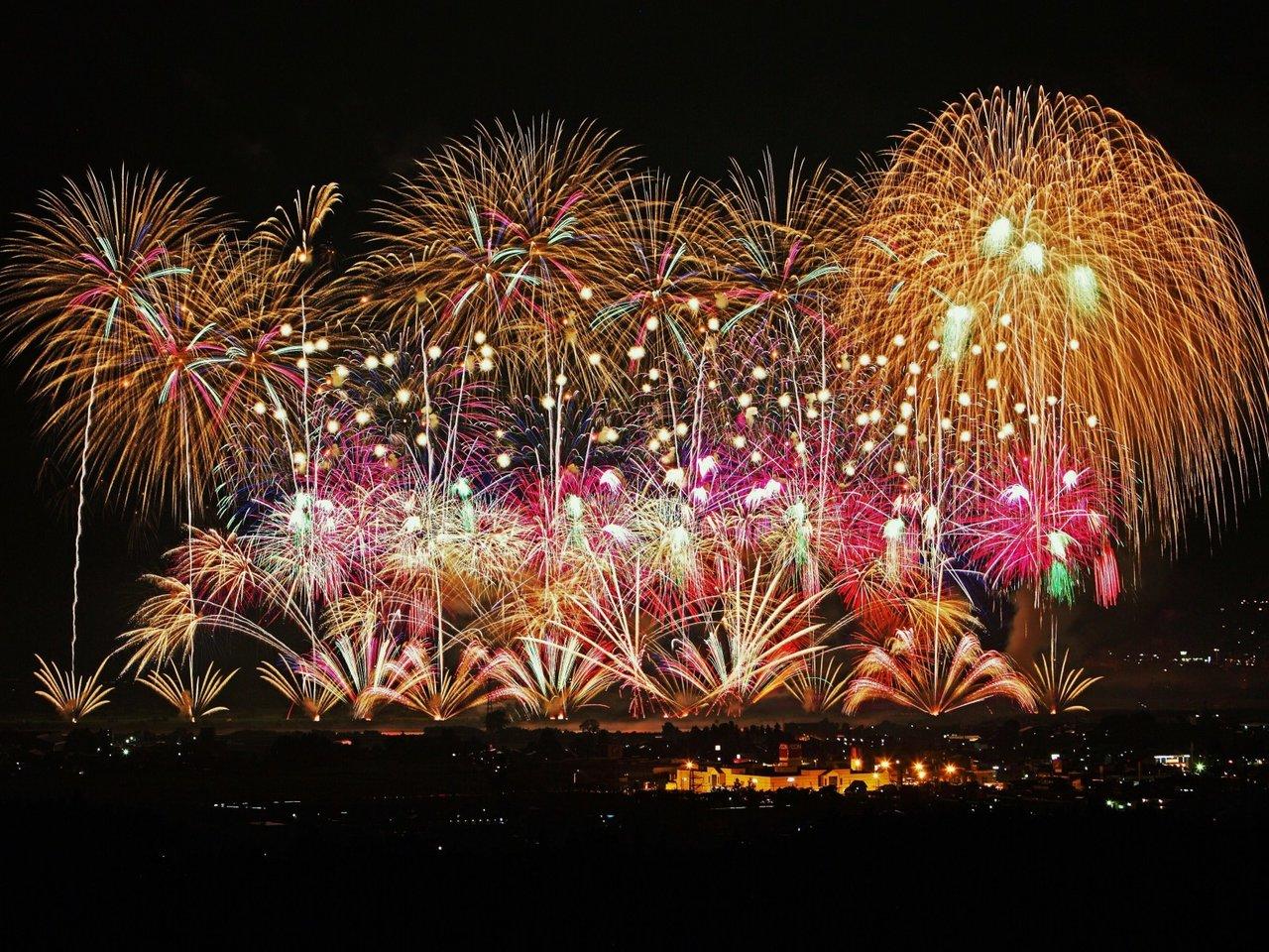 """日常で花火が上がるまち、おぢやの花火文化を市民の手で守る。今、""""花火""""ができること。"""