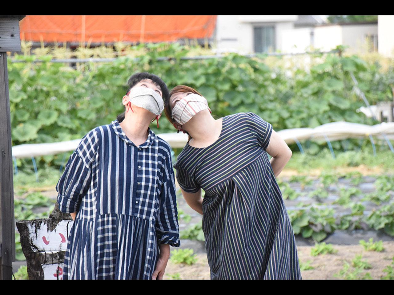 1枚1300円〜。飛沫防止効果と自然な鼻呼吸を追求したマスク「息できマスク」追加販売決定です。