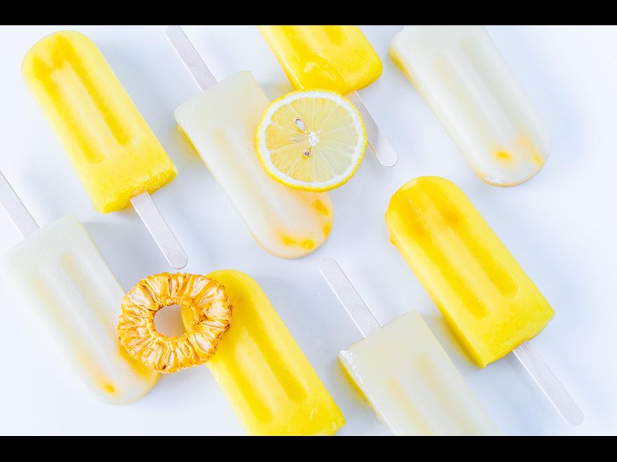 スナックミーから廃棄されてしまう素材をアップサイクルした『プレミアムドライパインアイス』発売開始