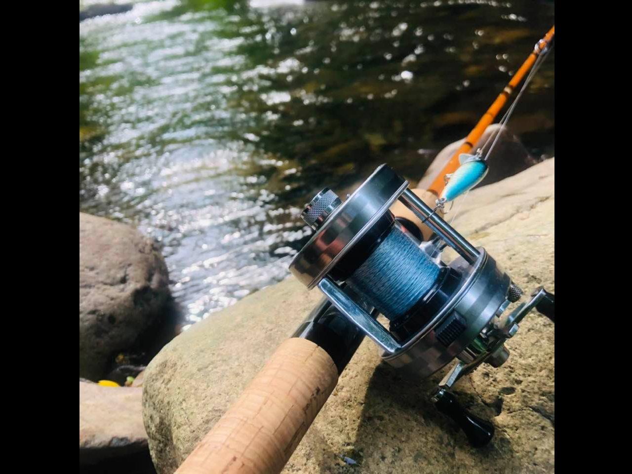 釣りを楽しみたい