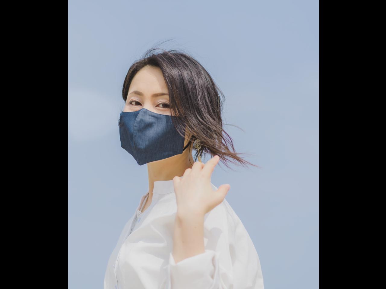 石川県能登半島の伝統・技術を日常に。15分で完売した「ひんやり麻マスク」を発売中。