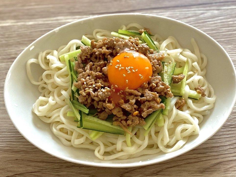 おうちで楽しもう!残暑に食べたいこってり麺「盛岡じゃじゃ麺」を時短で。
