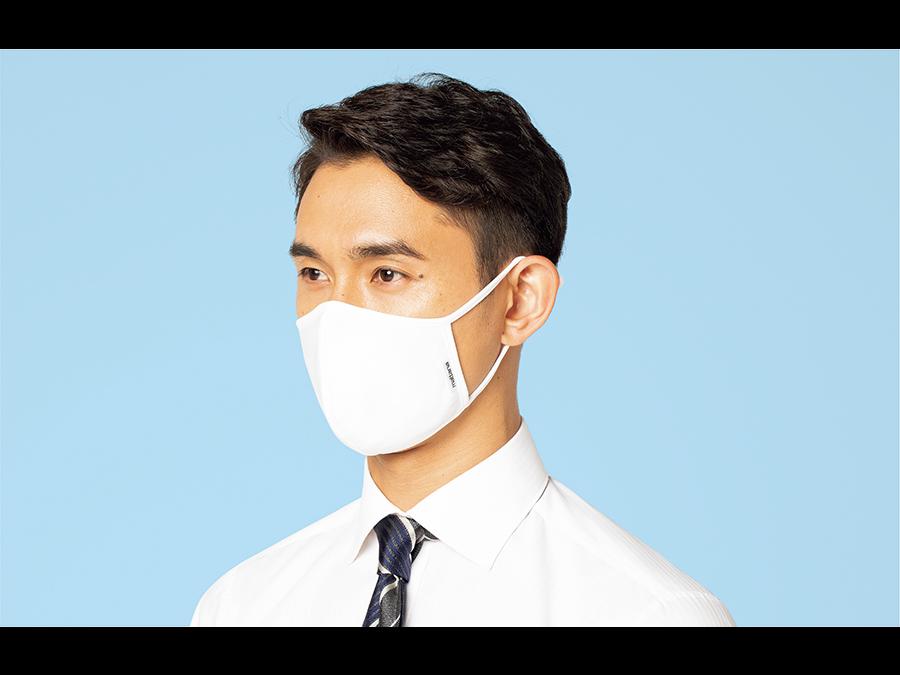 累計500万枚突破『アジャスター付き・UVカット・ダブル抗菌・洗えるクールマスク』追加抽選開始