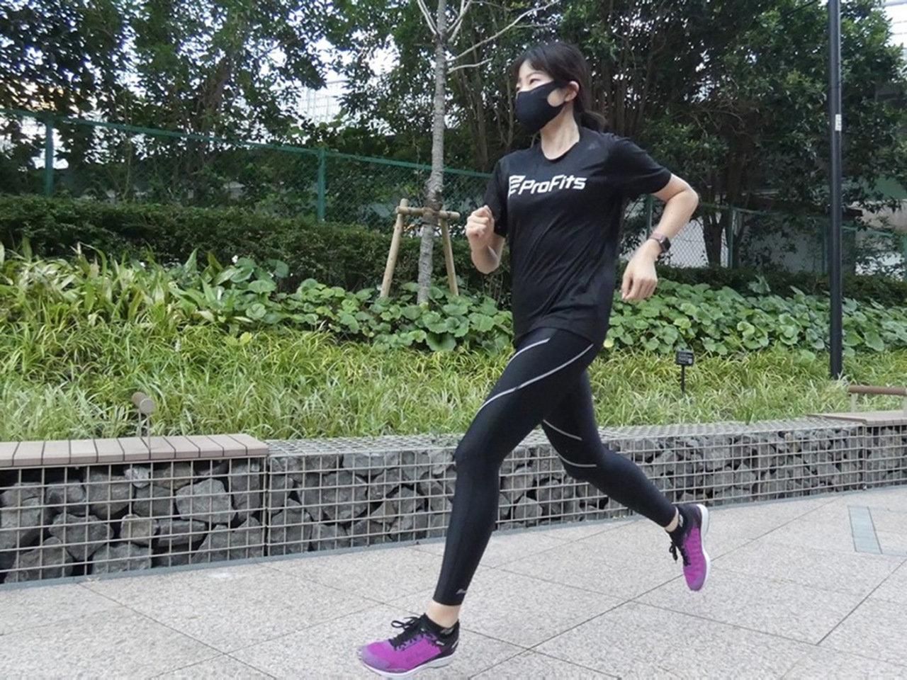 ピップのブランド史上初。対ウイルス加工付きランニング用マスクが1枚1480円。1万枚限定発売。