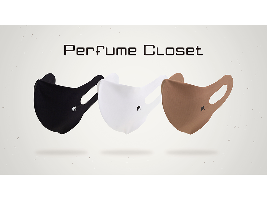1枚2300円。Perfumeのファッションプロジェクトからオリジナルマスクが登場。