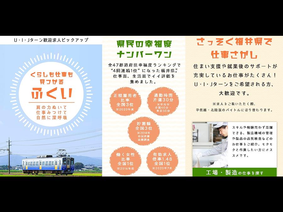 福井県×ディップ