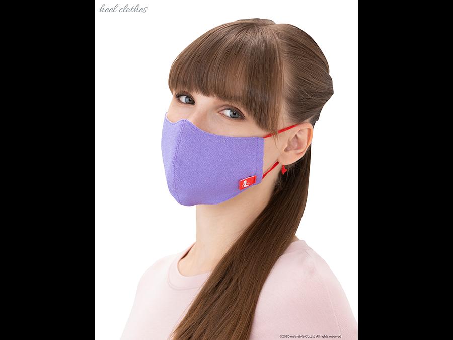 超高性能ハンドメイドジャパンの抗ウイルス機能マスク。1枚3780円。2枚セットは5980円。