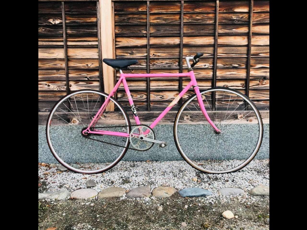 ぼくの高校時代の自転車