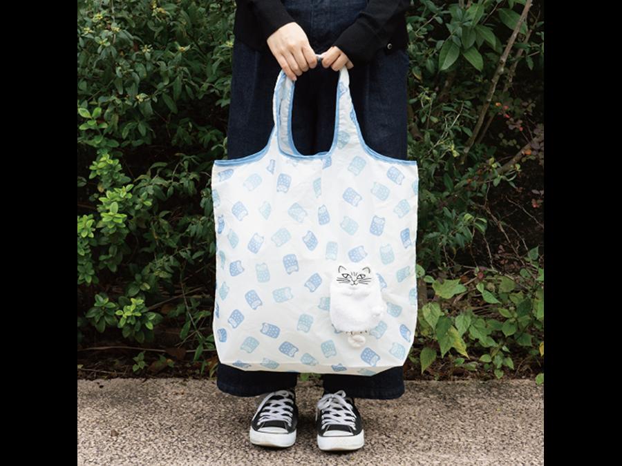 北欧の人気アーチスト「リサ・ラーソン」から新作エコバッグが登場です。