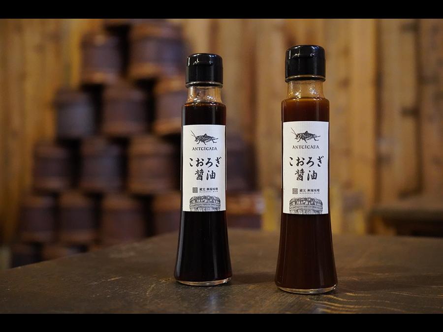 コオロギを発酵させた「コオロギ醤油」がついに完成、昆虫食の「ANTCICADA」が開発。