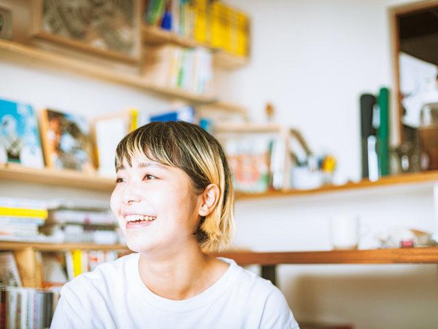 軽やかに本の世界へと誘う、『読点magazine、』古賀詩穂子さんの挑戦。