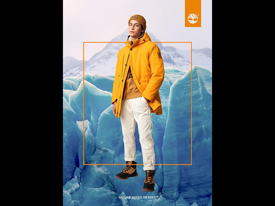 防寒性をエコ素材でアップデート。ティンバーランドが