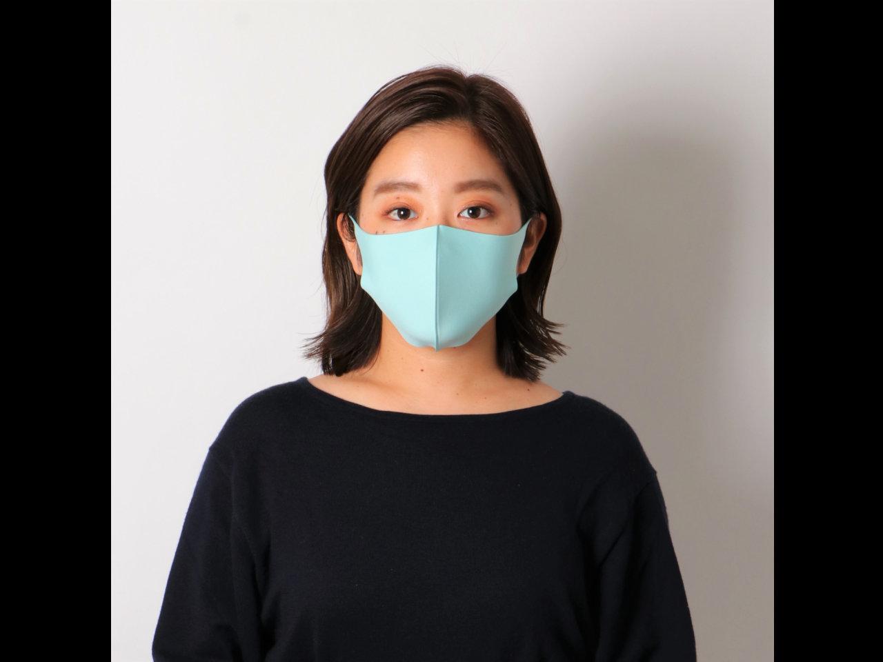 細菌増殖99%抑制!「清(さや)マスク」を発売開始。1枚600円。