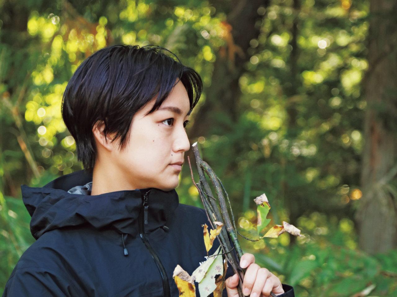 ハーブに誘われ、あちこちへ。「ハーバルライフスタイリスト」村田美沙さん。
