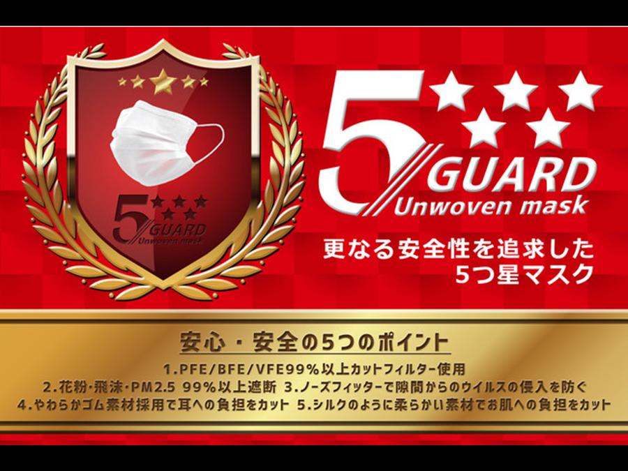 ウイルス99%以上遮断「医療用メディカルマスク」。1箱(50枚)740円で緊急追加販売中。