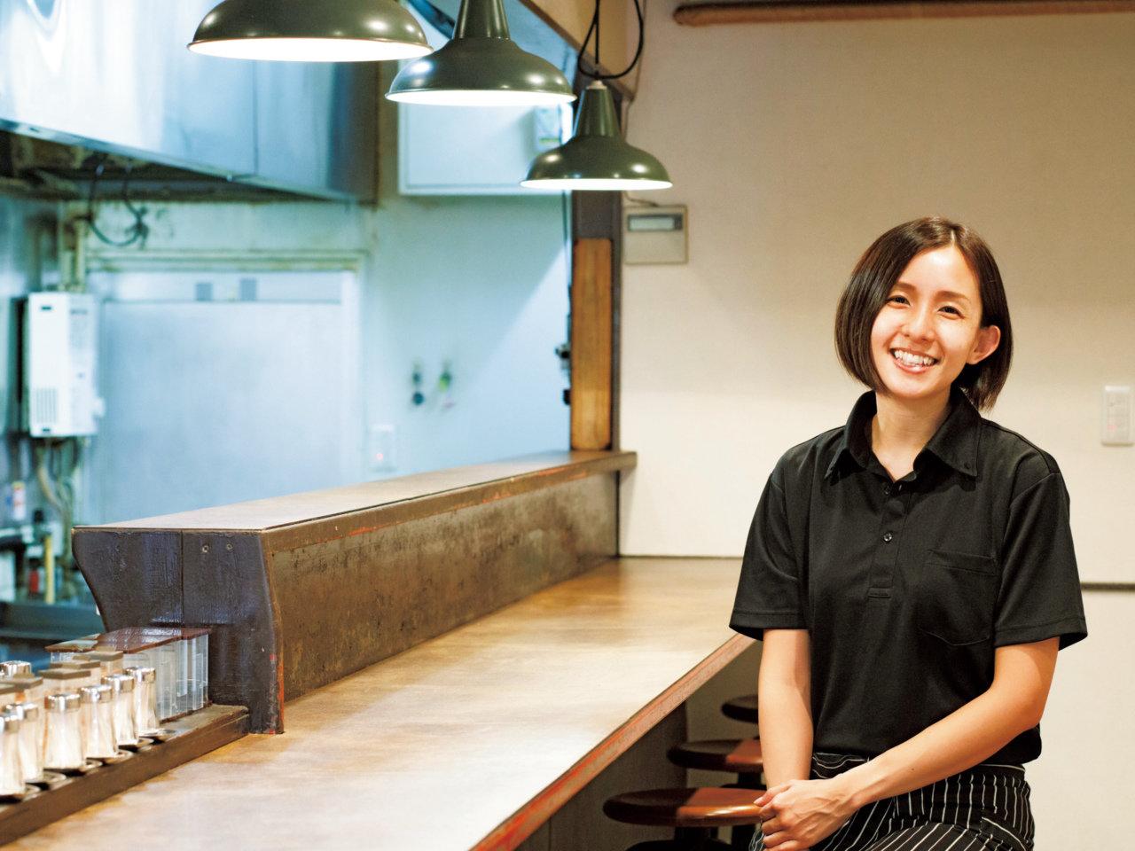 理想の暮らしは自分でつくる、『佰食屋』・中村朱美さん。
