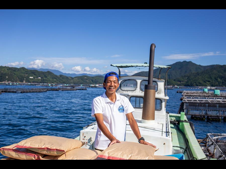 幻の高級魚スマガツオ「旨いはもちろんモチモチなのにとろける食感」に魅せらた若手養殖業者の挑戦。