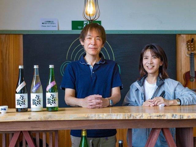 「自分を変えたら佐渡が教えてくれた」島の個性に向き合い、日本一夕日の美しい小学校を酒蔵へ