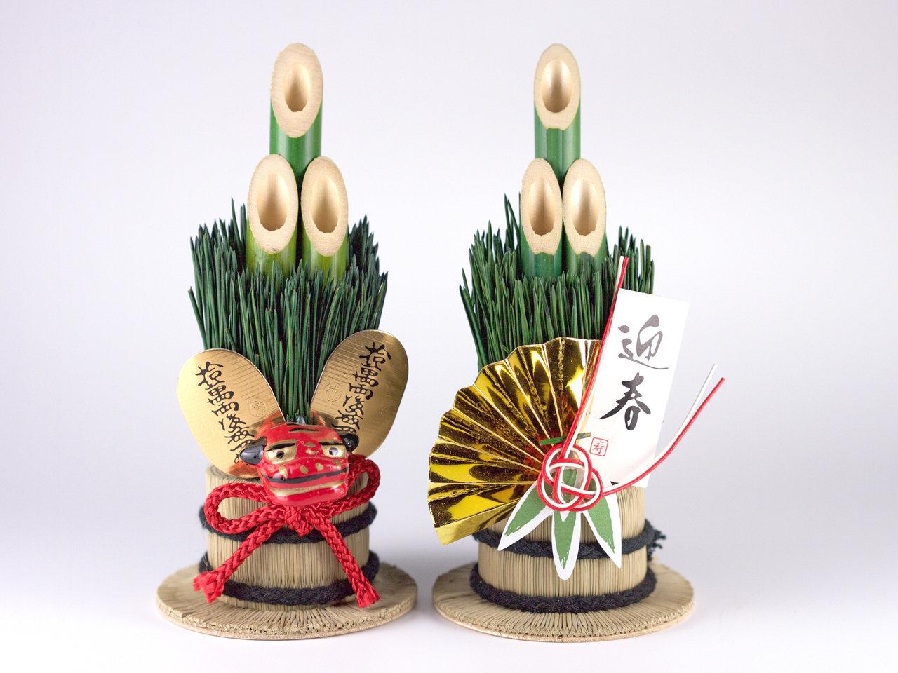 【正月クイズ】山梨県の風習。門松の代わりに飾るものは何?【ヒント:門松〇〇〇〇】
