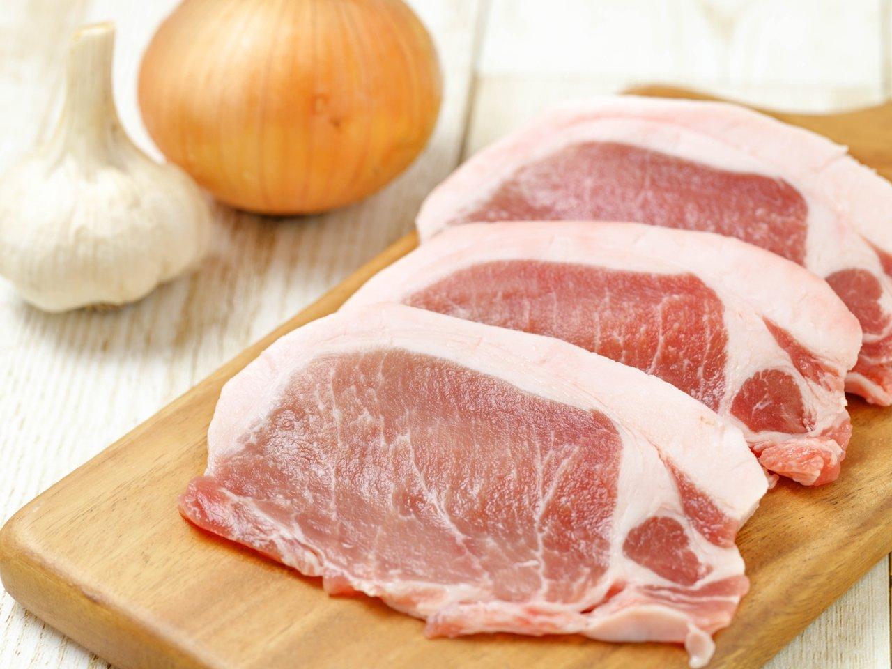 【クイズ】「豚肉」消費3位