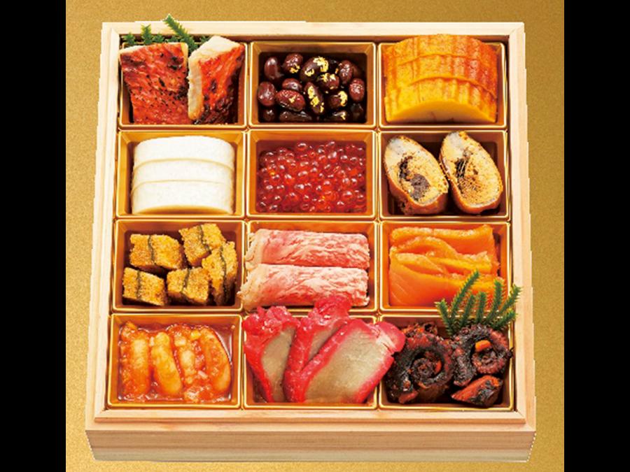 おせちで地元神奈川を応援!12月31日に「神奈川ブランドおせち」と「神奈川食材おせち」を限定販売