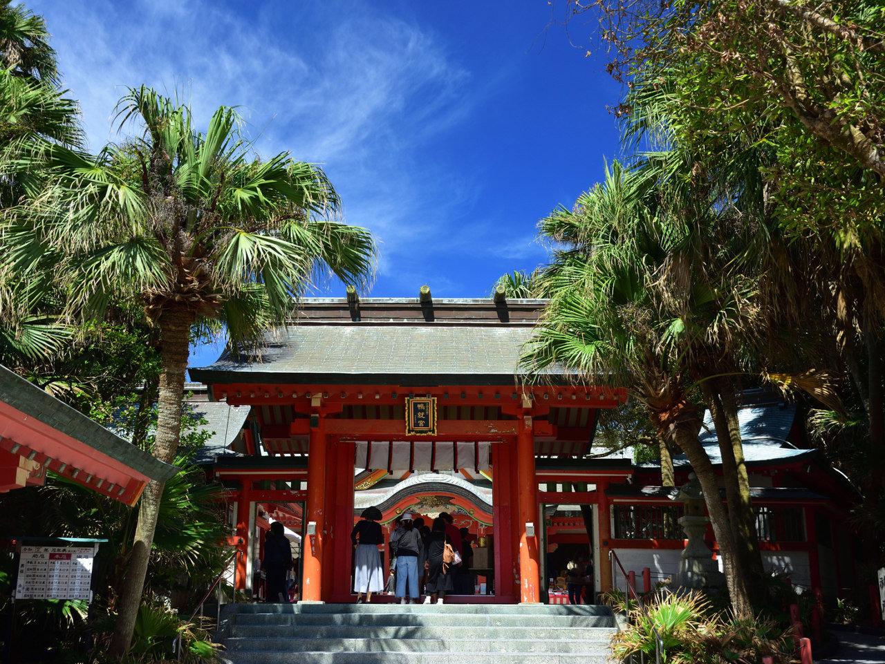 宮崎県青島神社にオンライン初詣しよう!ソラシドエアが神社と共同で「遙拝証」発行、オリジナル絵馬も