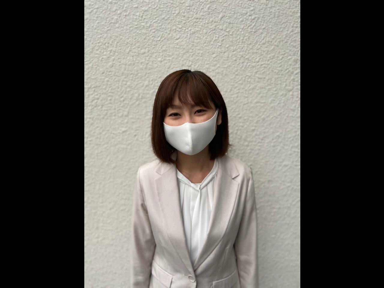 福島に貢献したい。福島の企業が今回は冬用の通気性に優れた「布マスク」の販売。