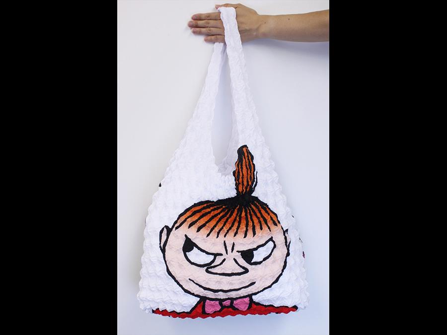 のびーるムーミンデザインのエコバッグがヴィレヴァンオンラインに新登場!