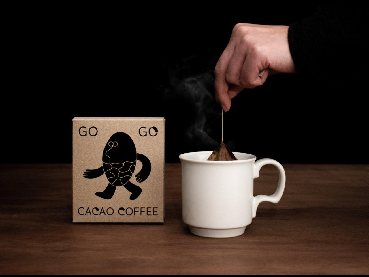 コーヒーに新しい選択肢を。カカオ香る癒しのアップサイクルコーヒー「カカオコーヒー」発売