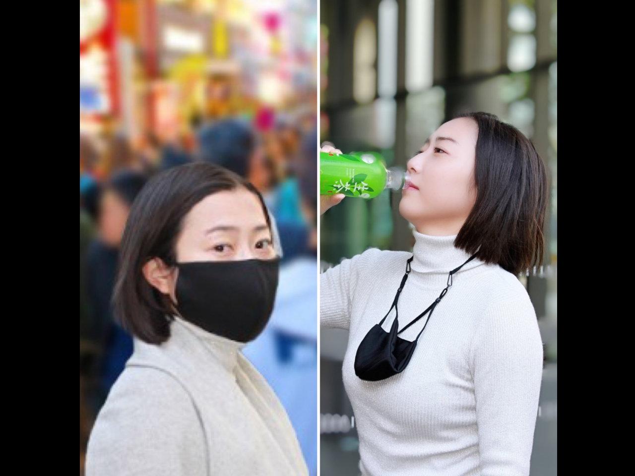 抗菌・抗ウイルス加工素材のクレンゼを使用したマスクと手袋発売開始。