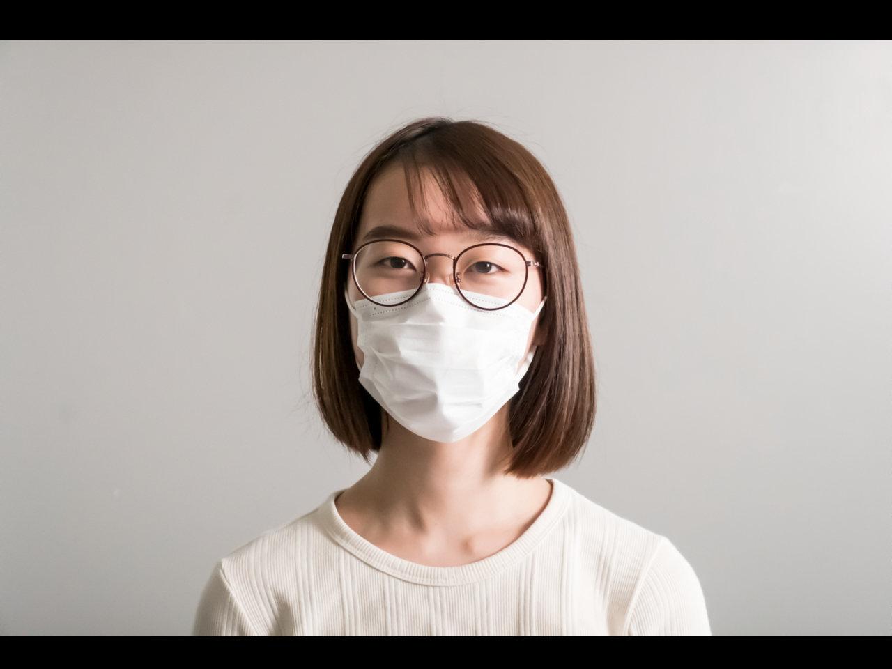伊藤園の茶殻入りな、サステナブルなタイプと女性に嬉しい小さめサイズのマスクフレーム販売開始。