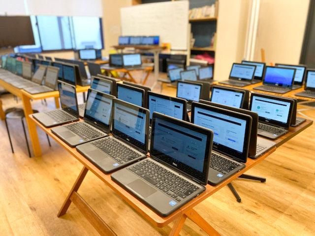 NPOカタリバ、緊急事態宣言下、自主休校せざるをえない子どもにPC・Wi-Fiを無償貸与します。