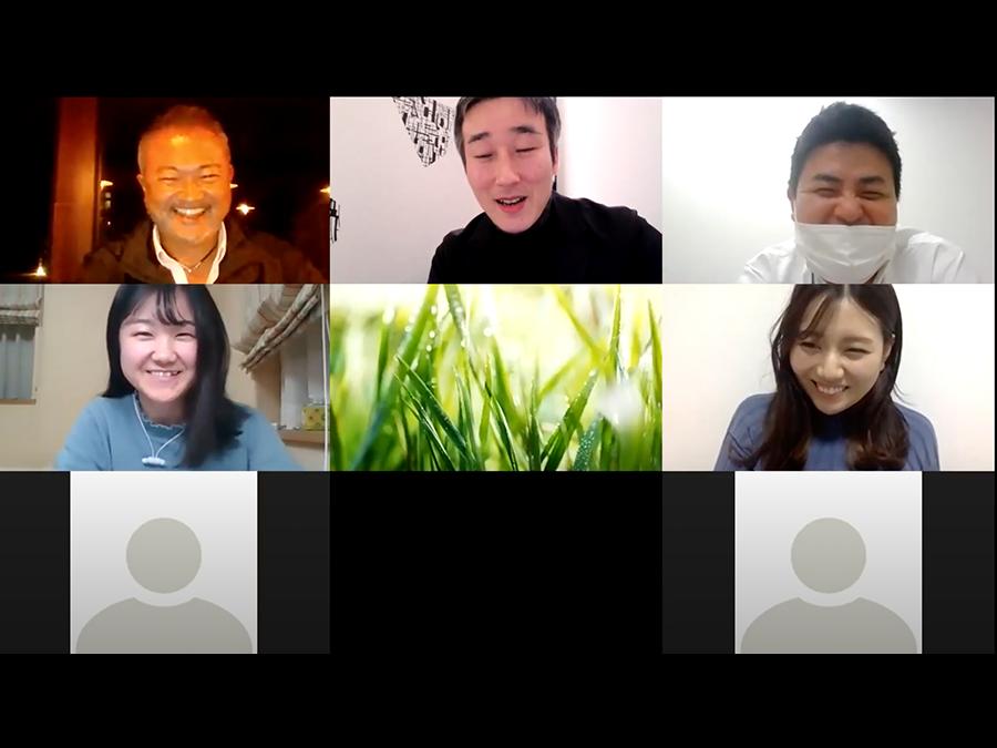 フードロスをビジネスで解決する取り組みを、高校生と大学生が一緒に学びました!