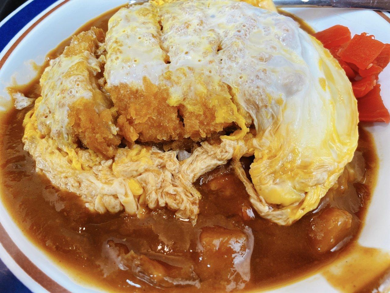 東京ローカルのおいしいカレーが食べたい|カレーかつ丼
