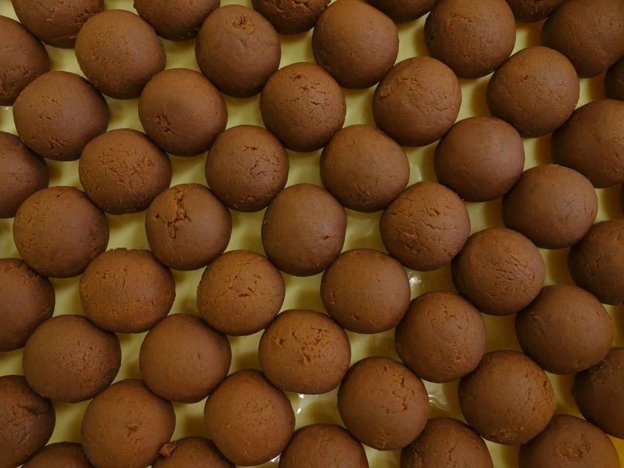 羊羹×チョコレートの和バレンタインはいかが?山梨県の老舗和菓子店「澤田屋」が作るまぁるいお菓子。