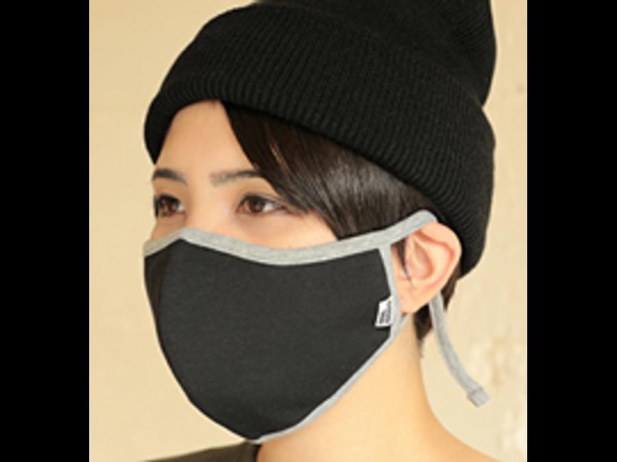 マスク着用ストレスの軽減に!顔の大きさに関わらずフィットする「オーバーサイズマスク」。