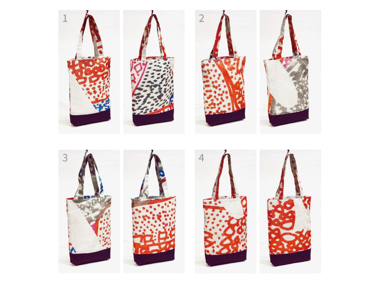 数量限定。アップサイクル『アートトートバッグ』が渋谷区のふるさと納税返礼品として販売開始。
