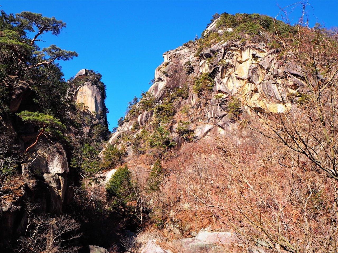 2月13日は日本遺産の日。日本一の渓谷美で知られる山梨県「昇仙峡」へ来てみろし!