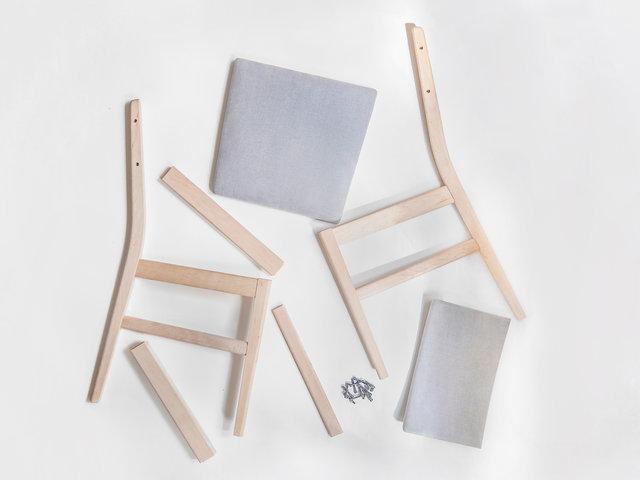 森と地球環境を守る組み立て家具が新発売!北海道産無垢材を使って職人が手仕事で製作