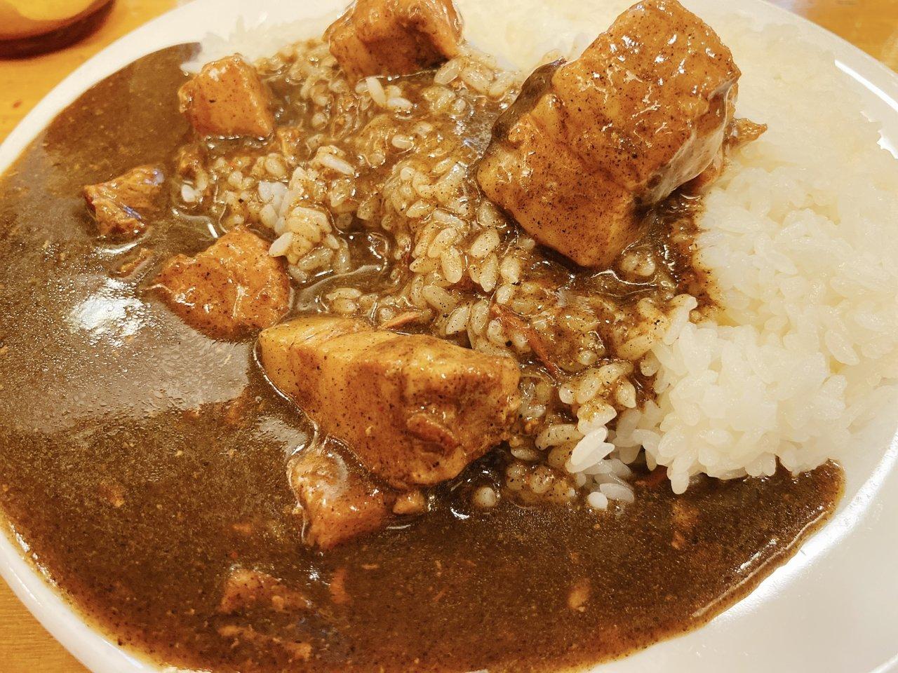 東京ローカルのおいしいカレーが食べたい|スマトラカレー