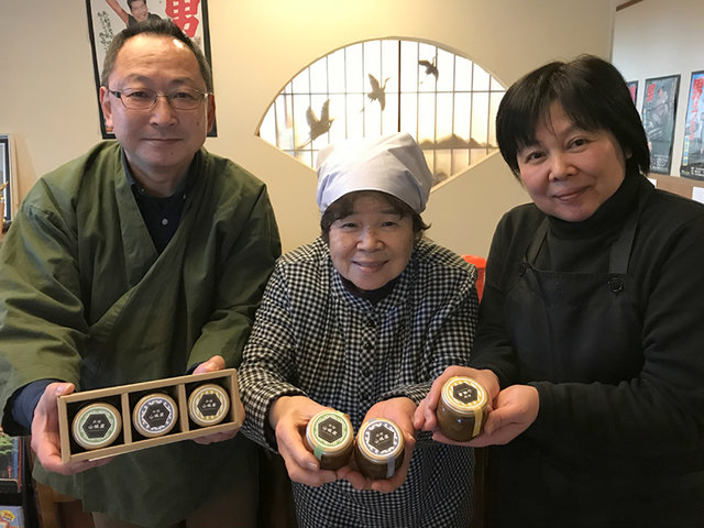 【旅館の味をご家庭で】「大女将秘伝の味噌」をオンラインで販売します。