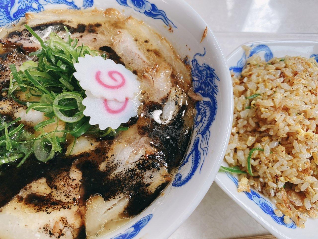 東京ローカルのおいしいラーメンがたべたい|チャーシューそばと半チャーハン