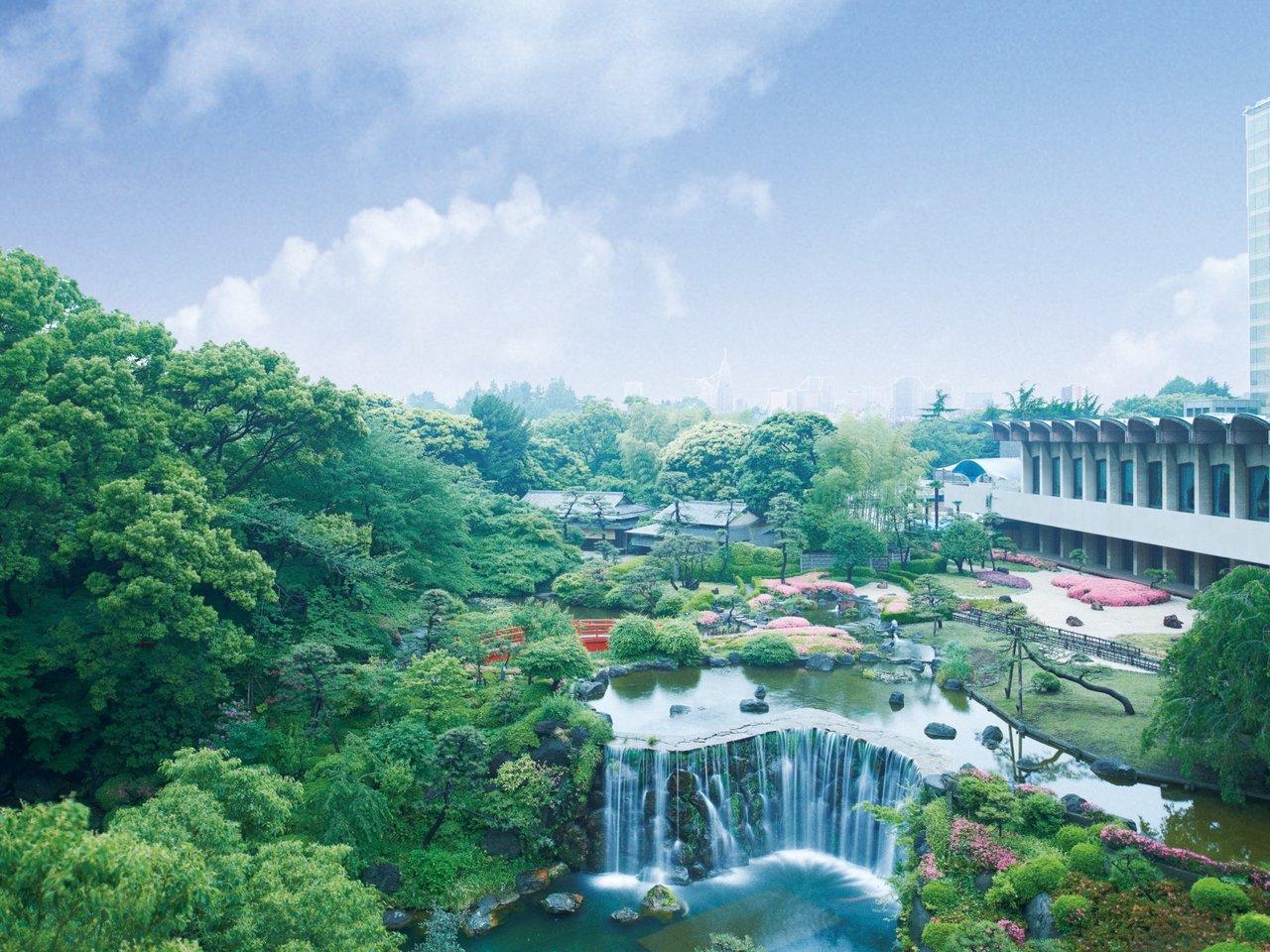 由緒ある広大な日本庭園でリフレッシュ、名門ホテルのおこもりワーケーション