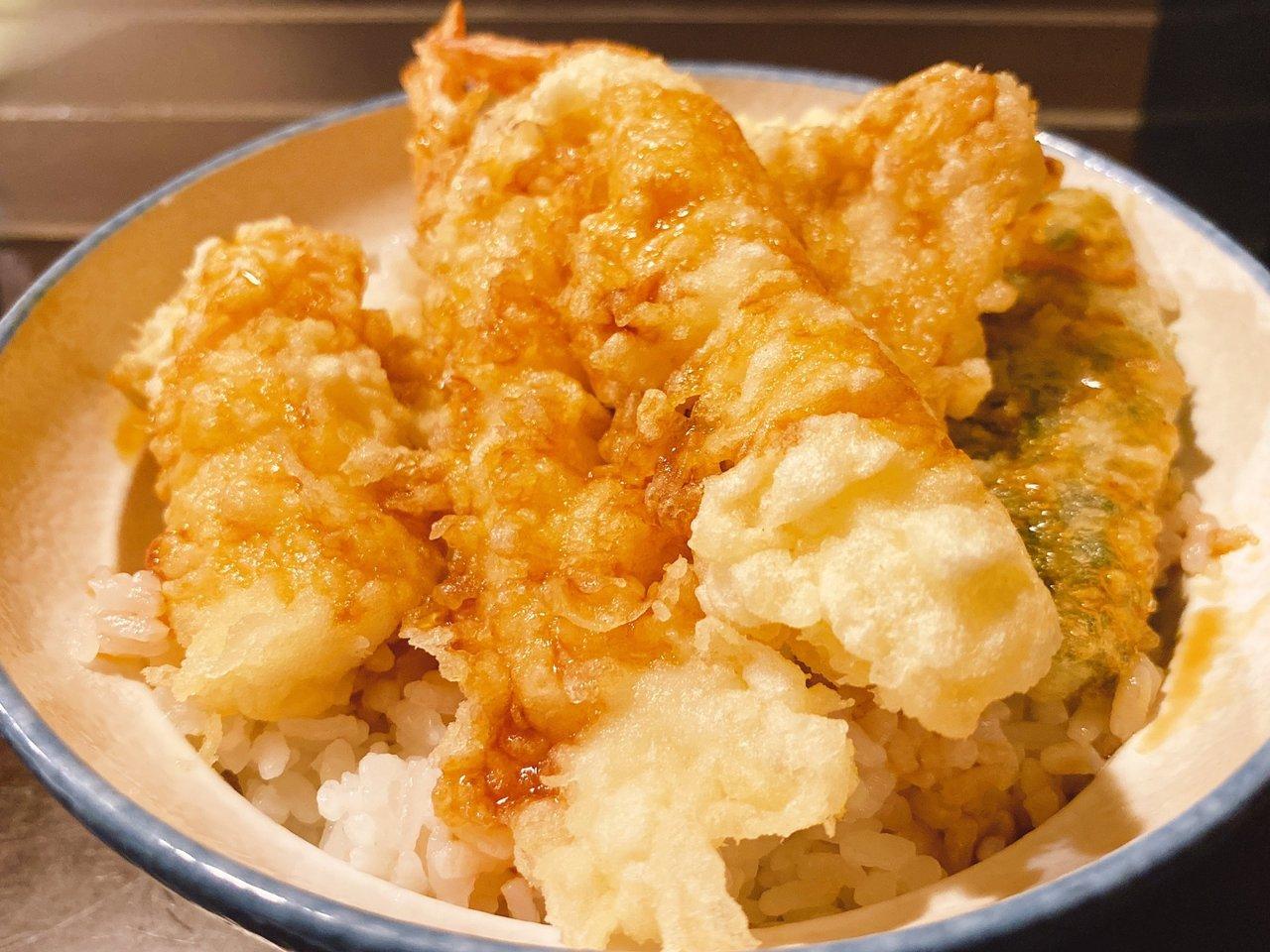 東京ローカルのおいしいごはんが食べたい|天丼