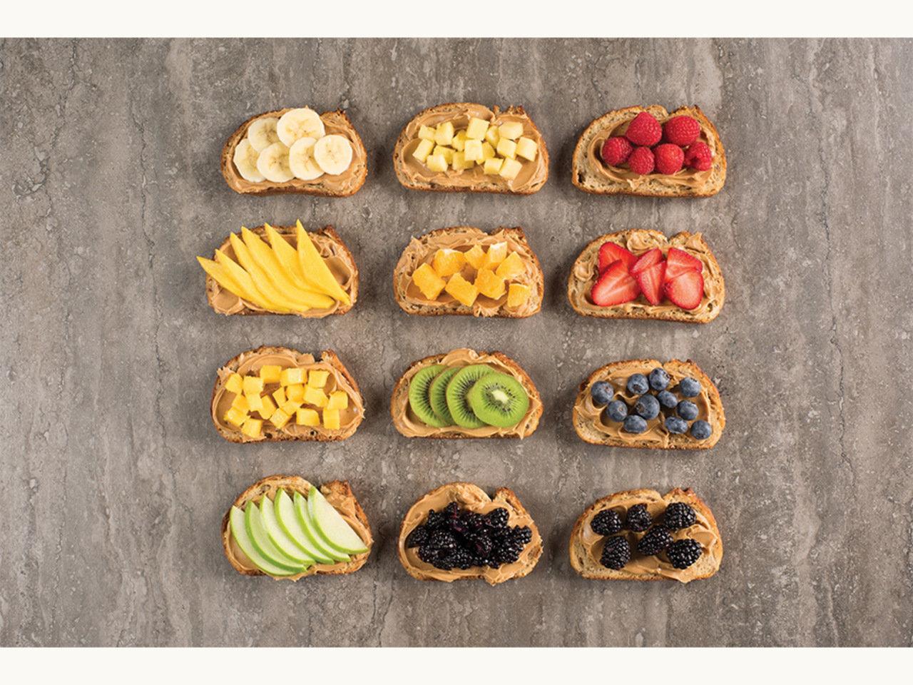 4月12日はパンの記念日。フルーツのプロが