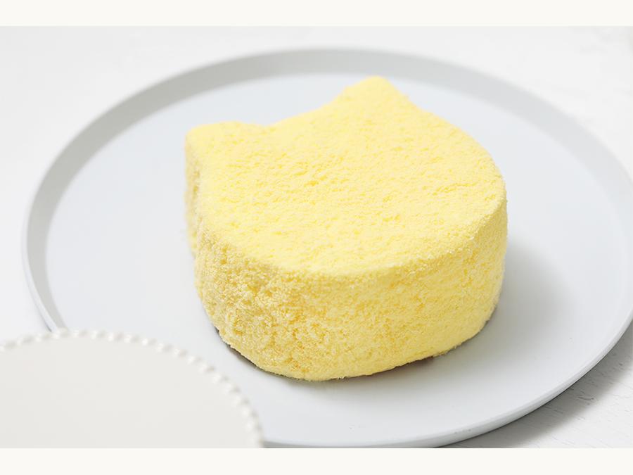 ねこの形のチーズケーキ専門店「ねこねこチーズケーキ」より、「もふねこチーズケーキ」が登場!