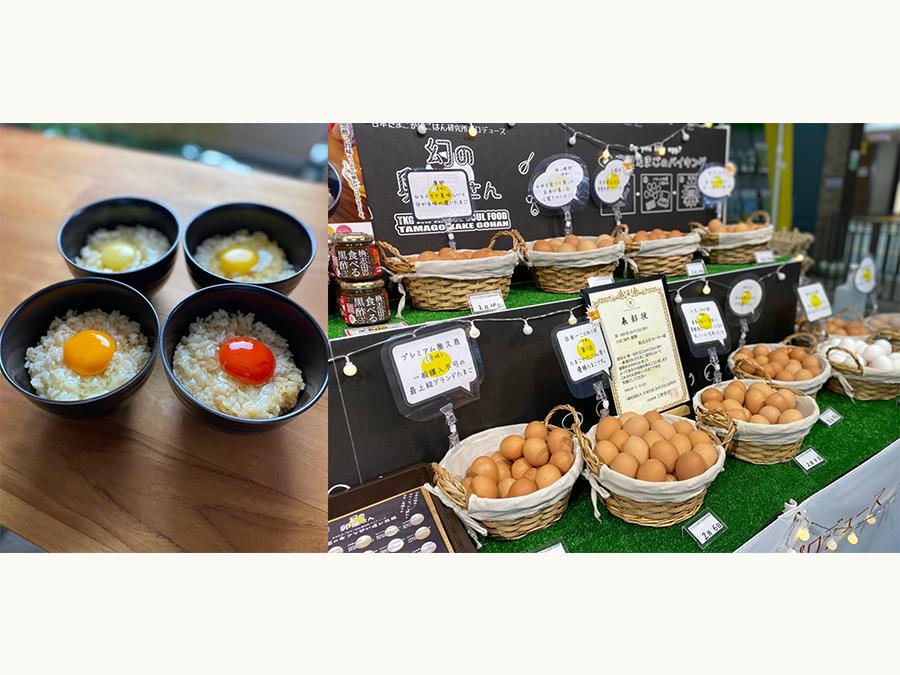 出店のたびに大人気!「幻の卵屋さん」が北千住マルイに期間限定オープン!