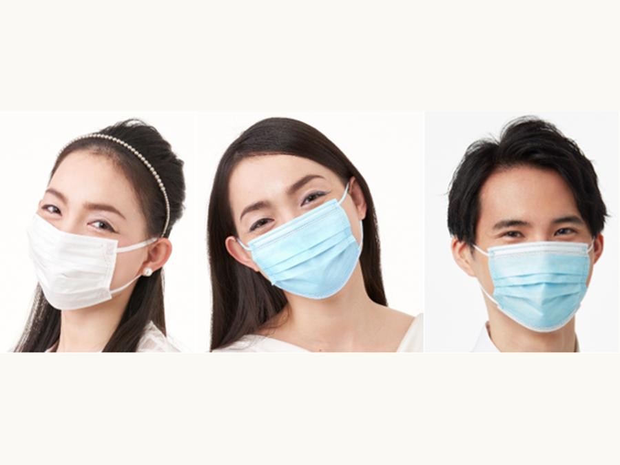 マスク着用でも爽やかで涼しげな印象を作るコツ。~「毎日、マスクといい関係」vol.4~