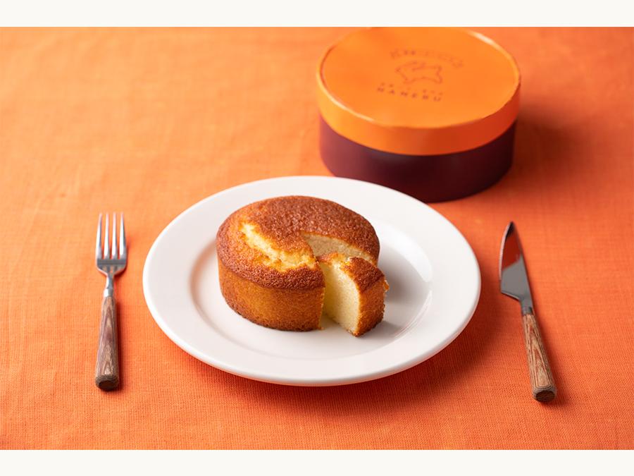 発酵バター専門店「HANERU」から新作「高級発酵バターケーキ」が発売