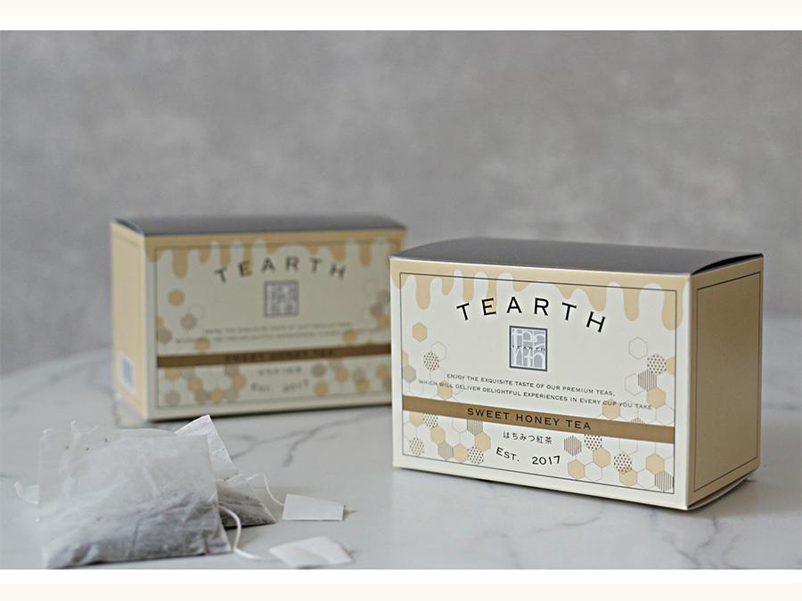 TEARTH(ティーアース)が「はちみつ紅茶」のインターネット販売開始!